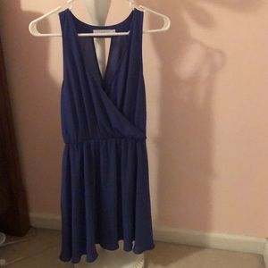 Nordstrom Dresses - Nordstrom indigo colored dress